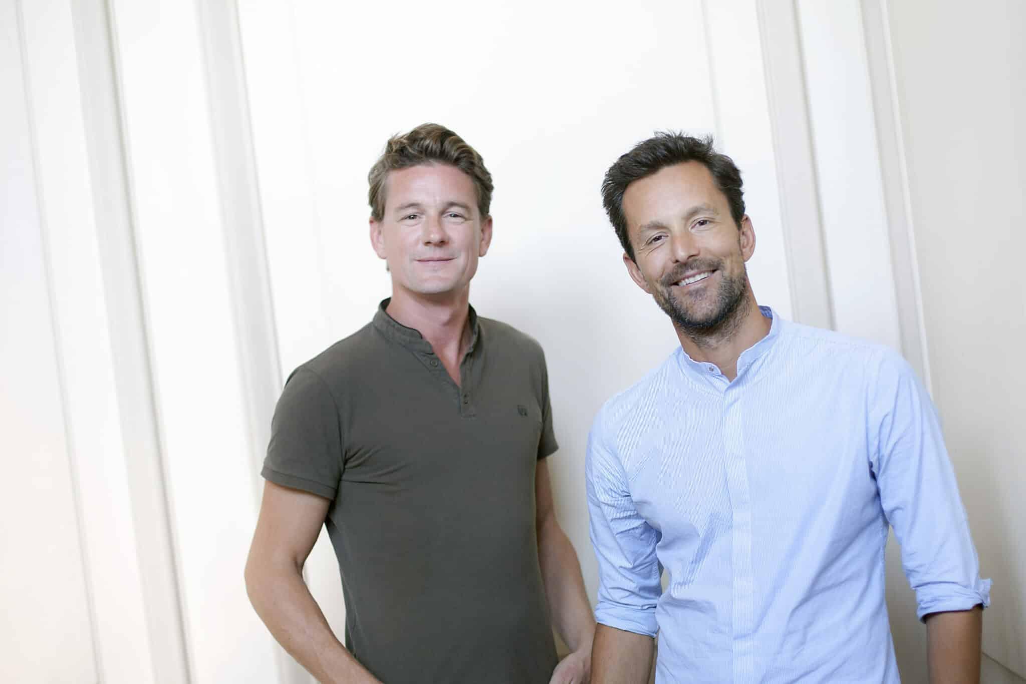 Emeric Richard & Thomas Zimmermann - Fondateurs - Nomad Kitchens