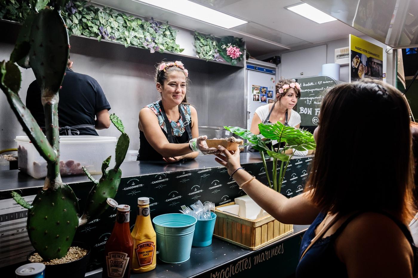 Rotation Food Trucks - Service - Nomad Kitchens